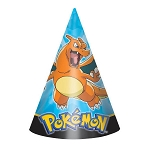 Pikachu & Friends Party Cone Hats