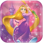 Disney Rapunzel Dream Big Magic 9in Dinner Plates