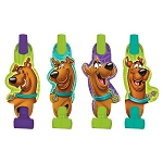 Scooby Doo Blowouts