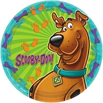 Scooby Doo 9in Dinner Plates