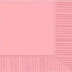 New Pink 2-Ply Beverage Napkins