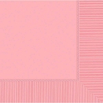 New Pink 2-Ply Lunch Napkins