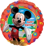 18in Mickey Clubhouse Birthday
