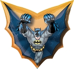 SuperShape™ Jumbo Batman Cape