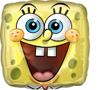 18in SpongeBob Square Face