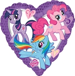 18in My Little Pony Heart