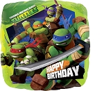 18in TMNT Birthday