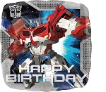 18in Transformers Bday