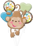 Fisher Price Baby Balloon Bouquet
