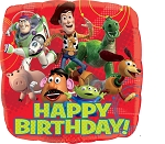 18in Toy Story Gang HBD