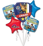 Paw Patrol Balloon Bouquet