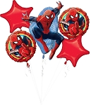 Ultimate Spider-Man Balloon Bouquet