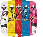 18in Power Rangers Ninja Steel