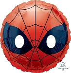 18in Spider Man Emoji