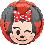 18in Minnie Emoji