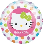 18in Hello Kitty Rainbow