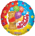 18in SV Birthday Bear