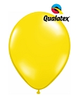 11in Citrine Yellow Latex Balloon - 100 ct