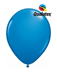 11in Dark Blue Latex Balloon - 100 ct