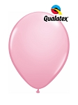 11in Pink Latex Balloon - 100 ct