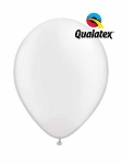 11in Pearl White Latex Balloon - 100 ct