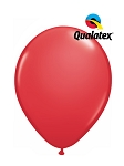 11in Red Latex Balloon - 100 ct