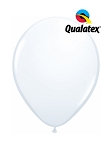 11in White Latex Balloon - 100 ct