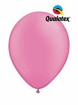 11in Neon Magenta Latex Balloon - 100 ct