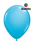 11in Robin's Egg Blue Latex Balloon - 100 ct
