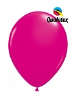 5in Wild Berry Latex Balloons - 100 ct