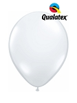 5in Diamond Clear Latex Balloons - 100 ct