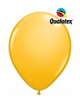 5in Goldenrod Latex Balloons - 100 ct