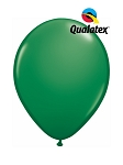 5in Green Latex Balloons - 100ct