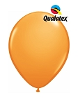 5in Orange Latex Balloons - 100ct