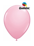 5in Pink Latex Balloons - 100ct