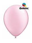 5in Pearl Pink Latex Balloons - 100 ct