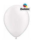 5in Pearl White Latex Balloons - 100 ct