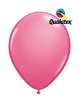 5in Rose Latex Balloons - 100 ct