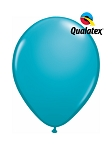 5in Tropical Teal Latex Balloons - 100 ct