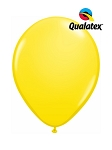 5in Yellow Latex Balloons - 100ct