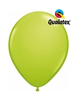 5in Lime Green Latex Balloons - 100 ct