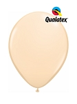 5in Blush Latex Balloons - 100 ct