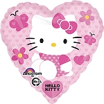 18in Hello Kitty Heart