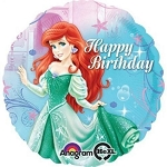 18in Little Mermaid Birthday