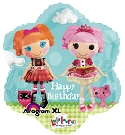 18in LaLaLoopsy Happy Bday
