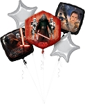 Star Wars The Force Awakens Balloon Bouquet