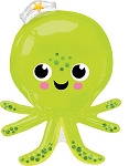 SuperShape Silly Octopus