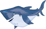 SuperShape Ocean Buddies Shark