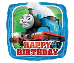 17in Thomas Happy Birthday