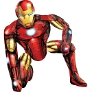 Airwalkers® Iron Man